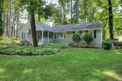 Henrico Single Family Home For Sale: 1401 Chowan Road