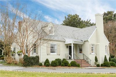 Richmond Single Family Home For Sale: 4313 Cary Street Road