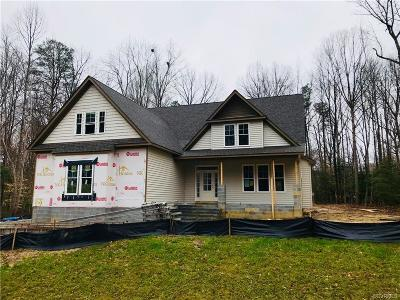 New Kent Single Family Home For Sale: 5961 Bushnell Ct