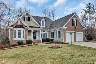 Chesterfield County Single Family Home For Sale: 8107 Lowwin Terrace
