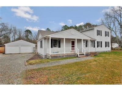 Henrico Single Family Home For Sale: 8601 Broadway Avenue