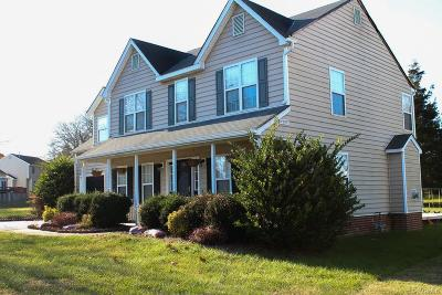 Chesterfield VA Single Family Home For Sale: $200,000