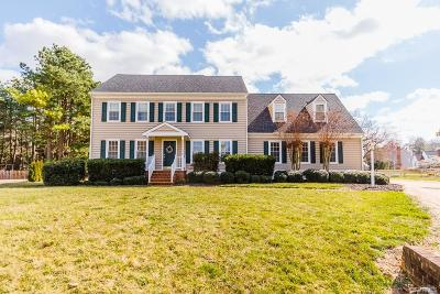 Mechanicsville Single Family Home For Sale: 8341 Birds Reach Court