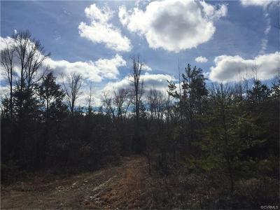 Powhatan Residential Lots & Land For Sale: 00 Brown Orchard Lane