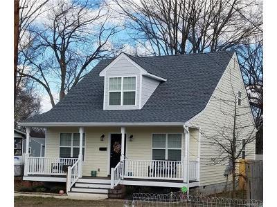 Richmond Single Family Home For Sale: 3205 Pemberton Avenue