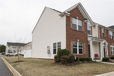 Hanover County Condo/Townhouse For Sale: 8023 Creekside Village Drive #8023