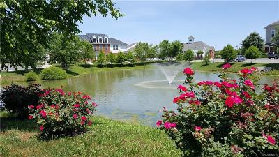 Hanover County Condo/Townhouse For Sale: 8123 Stony River Place #6