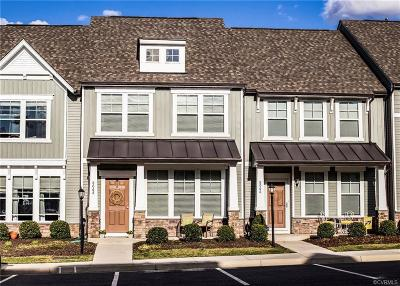 Hanover County Condo/Townhouse For Sale: 8068 Ellendale Drive