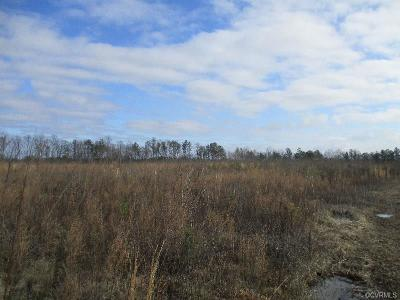 Nottoway County Residential Lots & Land For Sale: Cellar Creek Road