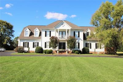 Mechanicsville Single Family Home For Sale: 8060 Clay Farm Way