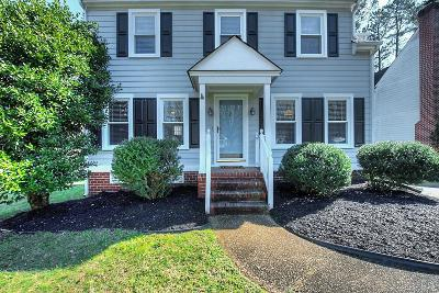 Henrico County Single Family Home For Sale: 5912 Park Forest Lane