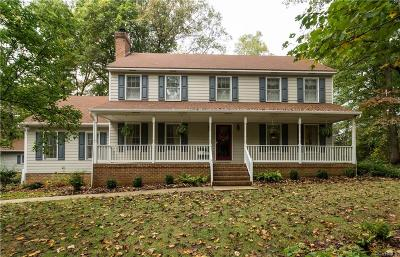 Hanover County Single Family Home For Sale: 14155 Trails End Drive