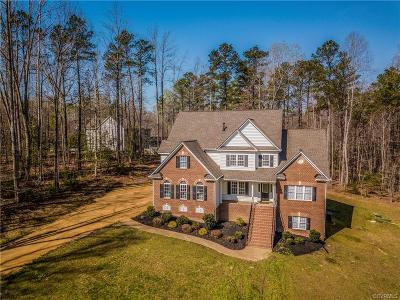 Chesterfield County Single Family Home For Sale: 12412 Duntrune Court
