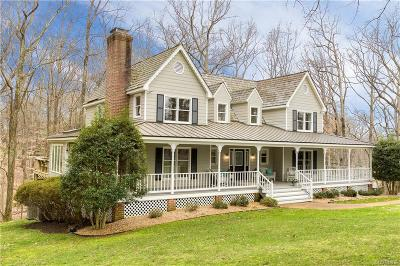 Chesterfield County Single Family Home For Sale: 3510 East Old Gun Road