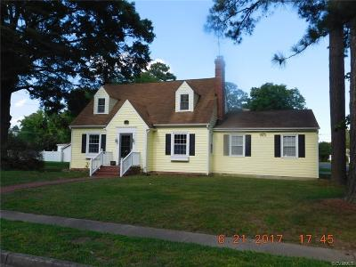 Hopewell Single Family Home For Sale: 101 Crescent Avenue