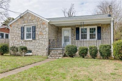 Colonial Heights Single Family Home For Sale: 816 Colonial Avenue