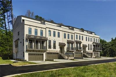 Henrico Condo/Townhouse For Sale: 4610 Broad Hill Drive #6