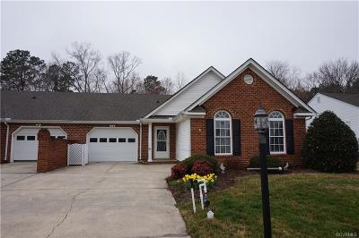 Prince George VA Single Family Home For Sale: $179,950