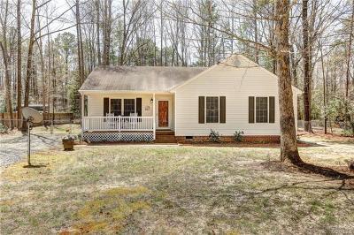 Aylett Single Family Home For Sale: 303 Rosebud Run