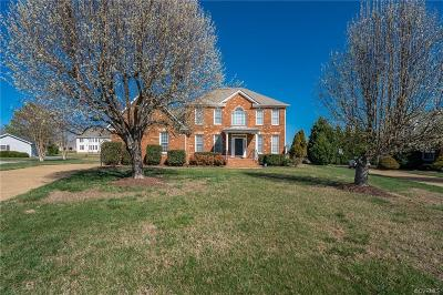 Chester Single Family Home For Sale: 12000 Player Court