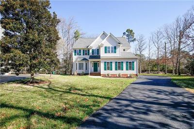 Henrico Single Family Home For Sale: 11704 Coolwind Lane