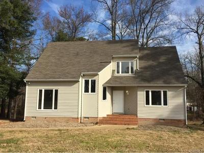 Hanover Single Family Home For Sale: 7456 Barnette Avenue