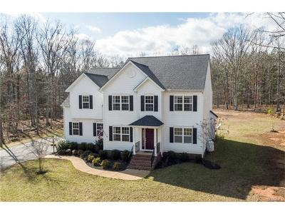 Powhatan County Single Family Home For Sale: 3081 French Hill Drive