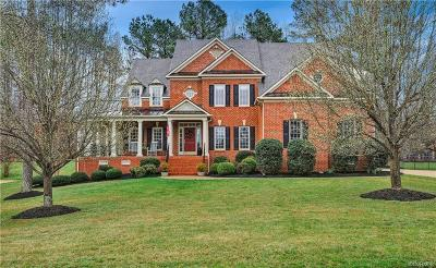 Chesterfield County Single Family Home For Sale: 2507 Founders Bridge Road