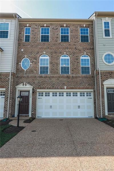 Henrico County Condo/Townhouse For Sale: 248 Siena Lane #248
