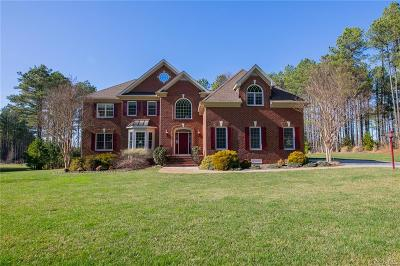 Hanover County Single Family Home For Sale: 14508 Foxford Lane