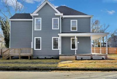 Richmond Single Family Home For Sale: 2311 Lamb Avenue