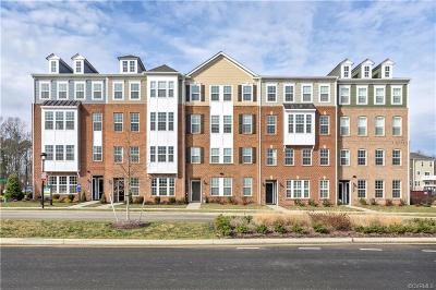 Richmond Condo/Townhouse For Sale: 4324 Bon Secours Parkway Parkway #A
