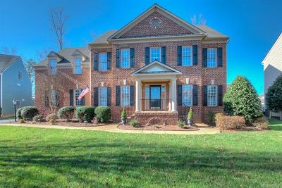 Henrico Single Family Home For Sale: 12052 Stonewick Place