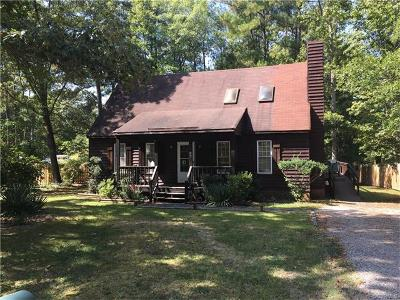 Midlothian Single Family Home For Sale: 4242 Frederick Farms Drive
