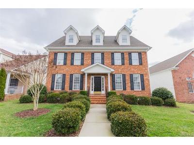 Chester Single Family Home For Sale: 4419 Village Park Avenue