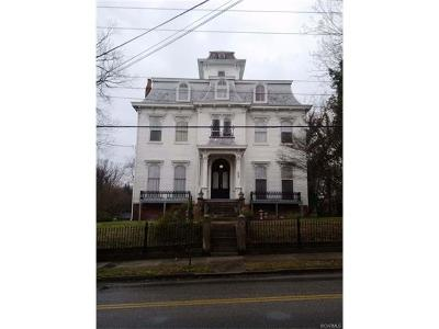 Petersburg Multi Family Home For Sale: 228 South Jefferson Street