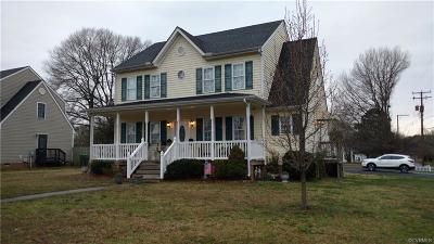 Hopewell VA Single Family Home For Sale: $186,950