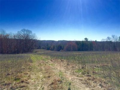 Amelia County Residential Lots & Land For Sale: 8040 Bland Lane
