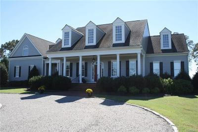 King William County Single Family Home For Sale: 317 Waterville Cove