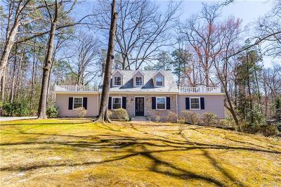 Richmond Single Family Home For Sale: 2701 Stratford Road