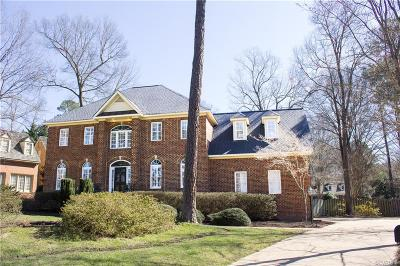 Henrico Single Family Home For Sale: 409 Gaslight Terrace