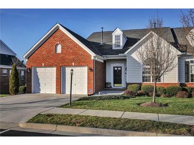 Glen Allen Condo/Townhouse For Sale: 3911 Southwinds Place #3911