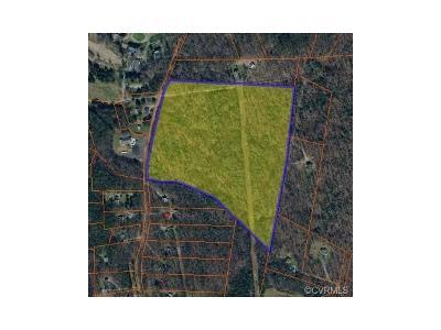 Powhatan Residential Lots & Land For Sale: Lee's Landing Road