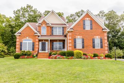 Chester Single Family Home For Sale: 14536 Tooley Place