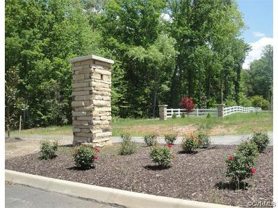 Powhatan County Residential Lots & Land For Sale: 6122 Preakness Stakes Lane