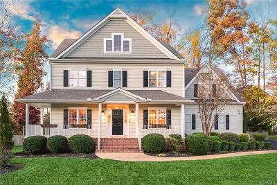 Chesterfield Single Family Home For Sale: 13406 Sir Britton Court