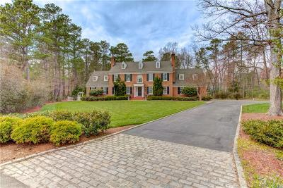 Henrico Single Family Home For Sale: 100 North Erlwood Court