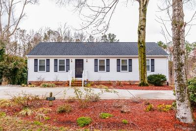 Mechanicsville Single Family Home For Sale: 9385 North Rinker Drive