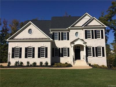 Chesterfield County Single Family Home For Sale: 3300 Fulbrook Drive