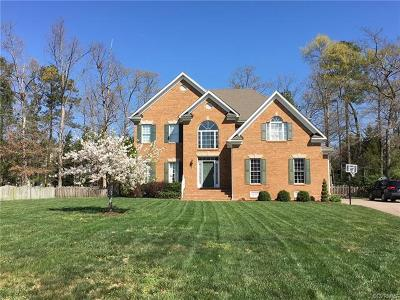 Hanover County Single Family Home For Sale: 9056 Cottleston Circle